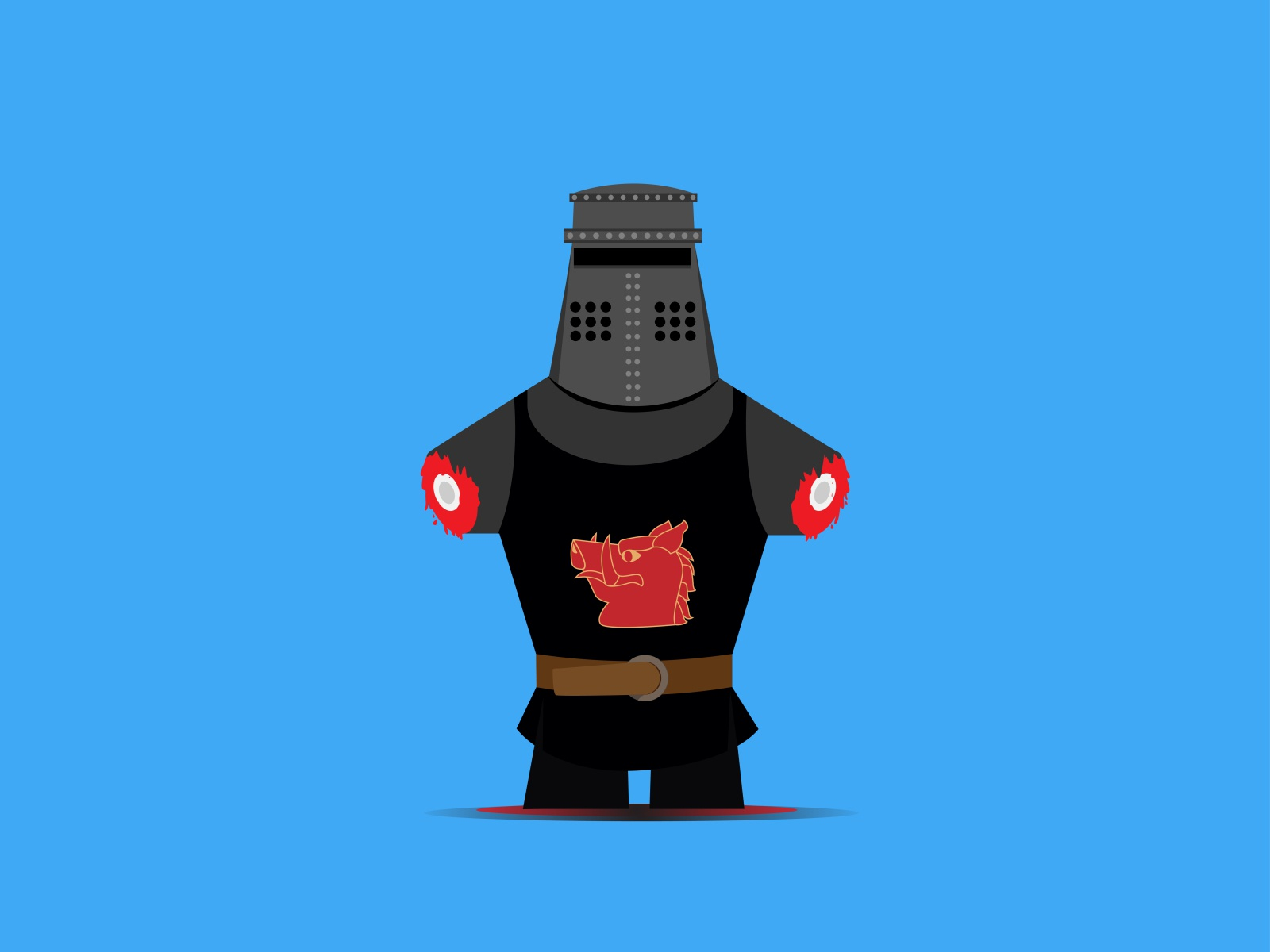Monty Python And The Holy Grail By Caroline Gallo On Dribbble