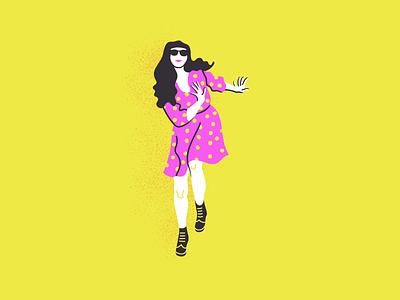 jive vector texture adobe illustrator quick illustration fitness illustration fitness character illustration illustration artists illustration illustrator jazz hands dance jazz jive dance