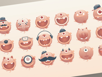 """BUBBLEON - Case """" Characters"""" (Free Game)"""