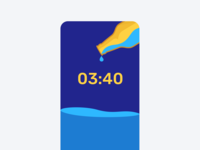 Daily UI 14 — Countdown Timer