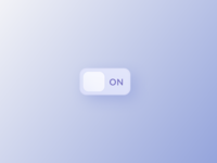 Daily UI 15 — On/Off Switch