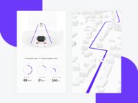 Daily UI 20 — Location Tracker