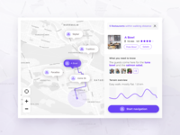 Daily UI 29 — Map