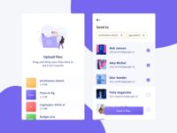 Daily UI 31 — File Upload