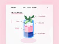 Daily UI 40 — Recipe