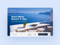 Daily UI 67 — Hotel Booking