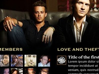 Love and Theft Community