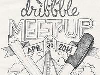 Dribbble Meetup @ Yahoo 4/30