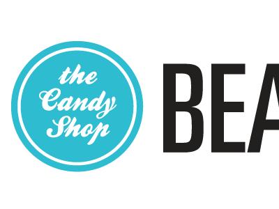 """The Candy Shop"" Logo"
