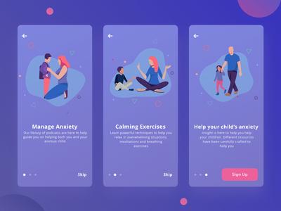 Mental Health App Onboarding