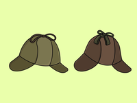 Holmes's hats