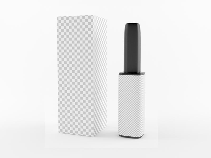 3D Mascara Model 3d design 3d model photoshop branding 3d product design 3ds max flat dribbble creative latest