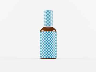 3D Amber Bottle amber bottle design bottle mockup bottle label bottle amber bottle 3dsmax photoshop branding design 3d product design 3ds max flat dribbble creative latest
