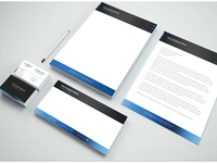 Stationary Package (Corporate identity)