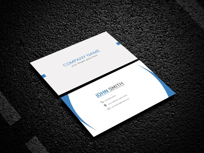FREE corporate Business Card TEMPLATE dribbble latest flat creative free for commercial use business card templates business card psd business card template business card design brand identity design brand and identity brand identity professional business card corporate business card free templates free template free business card template free free identity card free business card