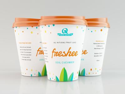 3D Paper coffe cup