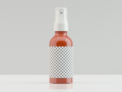 Cleanser Bottle