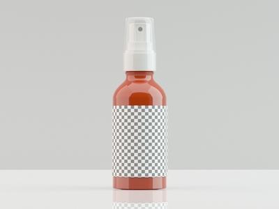 Cleanser Bottle