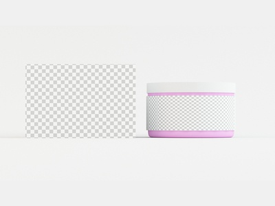 3D product Box & Cosmetics Container