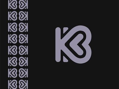 K <3 C icon logo lettermark typography logo design branding design