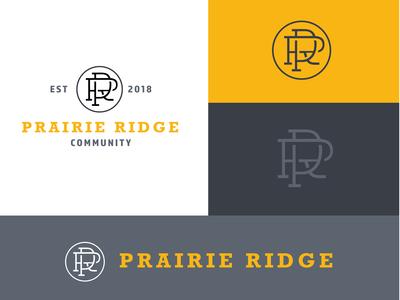 Prairie Ridge Logo
