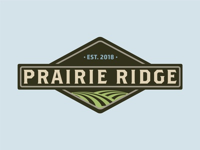 Prairie Ridge Logo #3