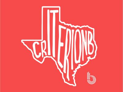 Criterion.B + Texas