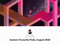 Jessica's Favourite Finds 2018