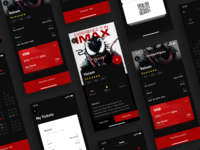 Venom themed film ticket reservation 2