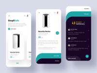 SimpliSafe Concept store
