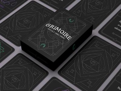 Grimoire Card Game