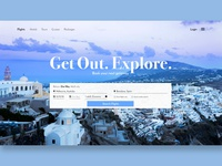 Travel Website / Day 03
