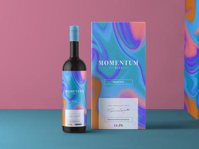 Momentum Wine Packaging