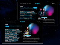 Orbit Festival Artist Profile