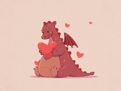 DRAGON IN LOVE