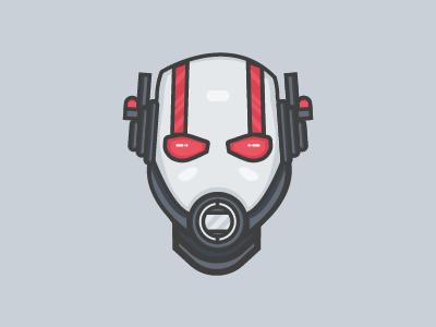 Ant-Man Illustration