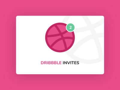 Dribbble Invite Giveaway giveaway prospect invite dribbble card design sketch
