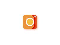 Daily# Camera Icon