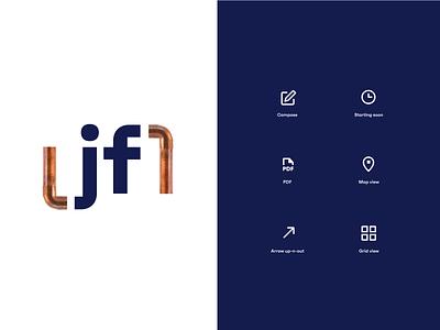 EstimateOne • Brand Icons branding brand iconography icon icons