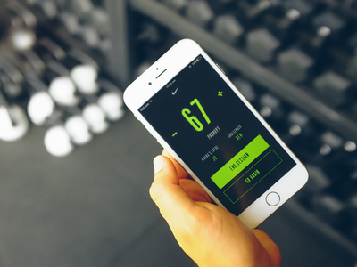 Nike Metcon workout app nike