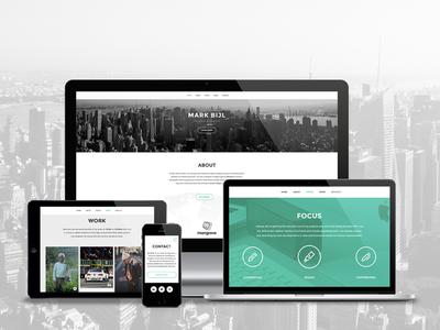 Portfolio Redesign Live