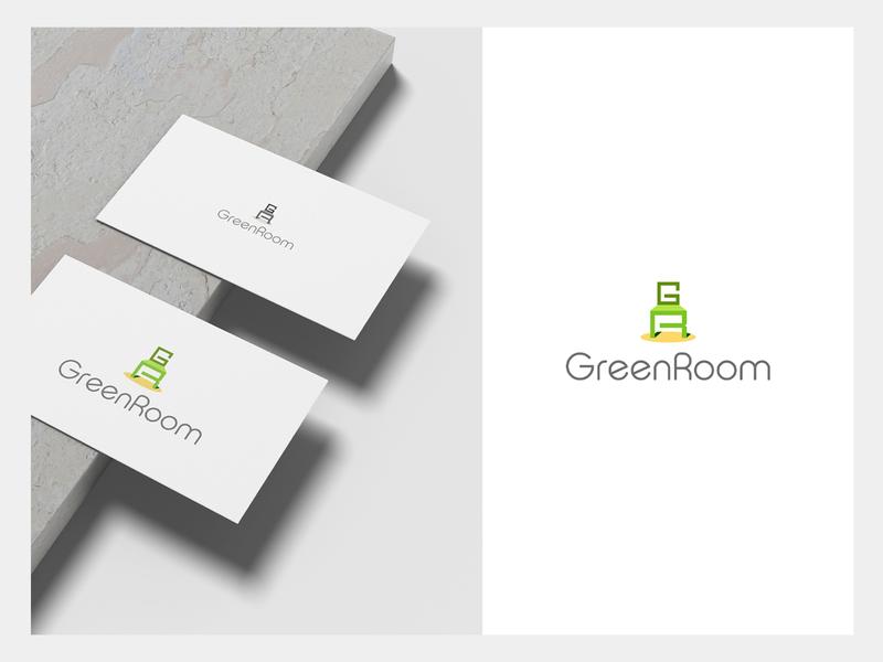 Logo Design minimal typography fashion branding icon amalbharathan vector logo design designsanyasi