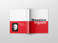 Tribute to Massimo Vignelli