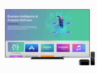 Apple tvOS App Design
