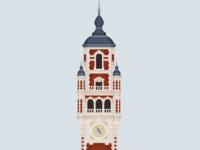Lille landmarks (wip)