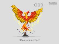 #pixel365 Num. 033: 'Resurrector'
