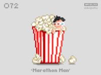 #pixel365 Num. 072: 'Marathon Man'