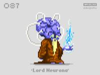 #pixel365 Num. 087: 'Lord Neurona'