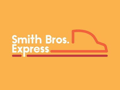 Smith Brothers Express Logo
