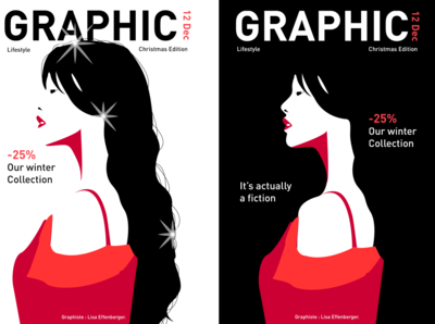 Magazine - Graphic